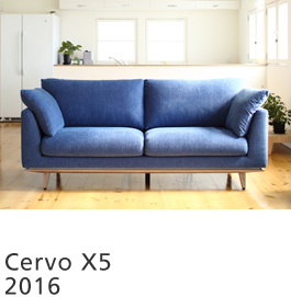 Cervo X5 2016