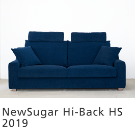 NewSugar Hi-Back HS 2019