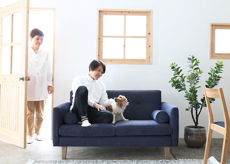 Volster Sofa 2人掛けソファ